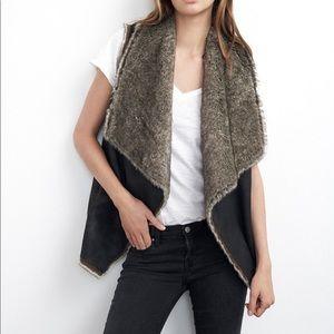 Velvet by Graham and Spencer Faux Fur Vest
